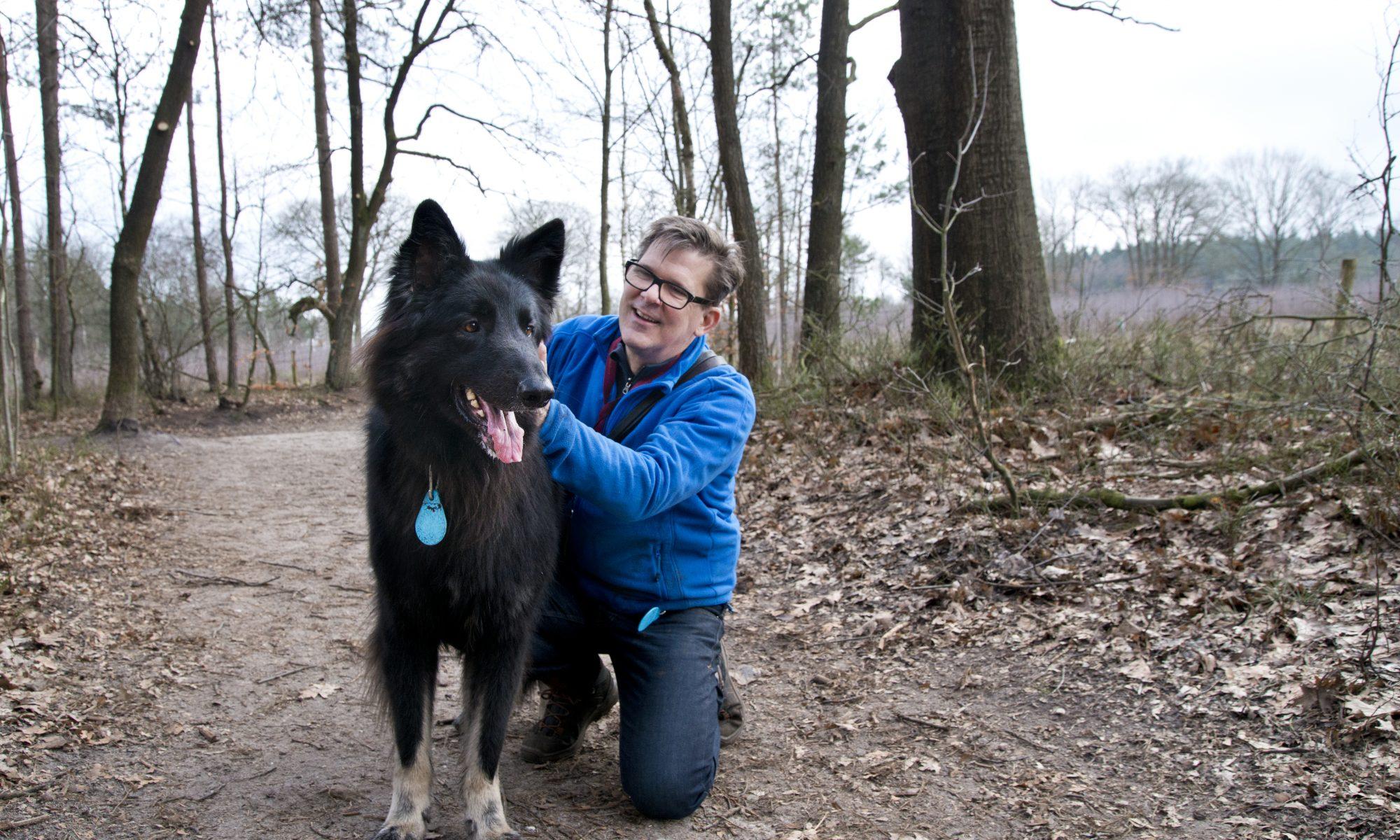 Mee met Hans - Hondenuitlaatservice