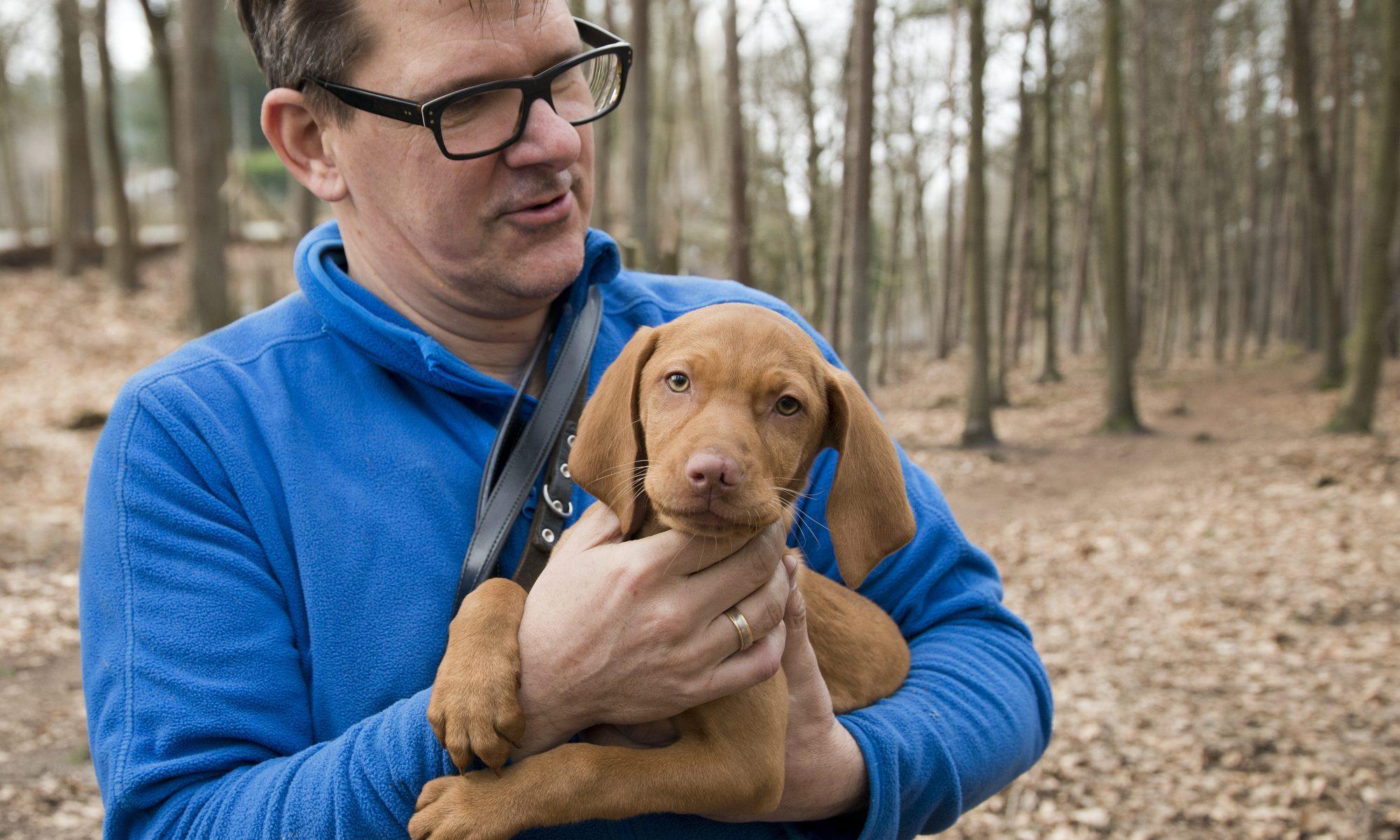 "Hans strunk - Hondenuitlaatservice ""Mee met Hans"""